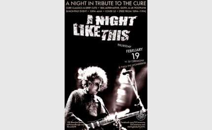 Cure-S‰nger Robert Smith